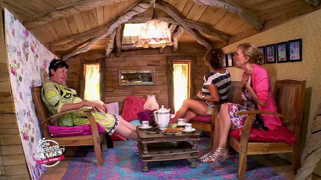 les vacances des anges episode 36 les anges en replay. Black Bedroom Furniture Sets. Home Design Ideas